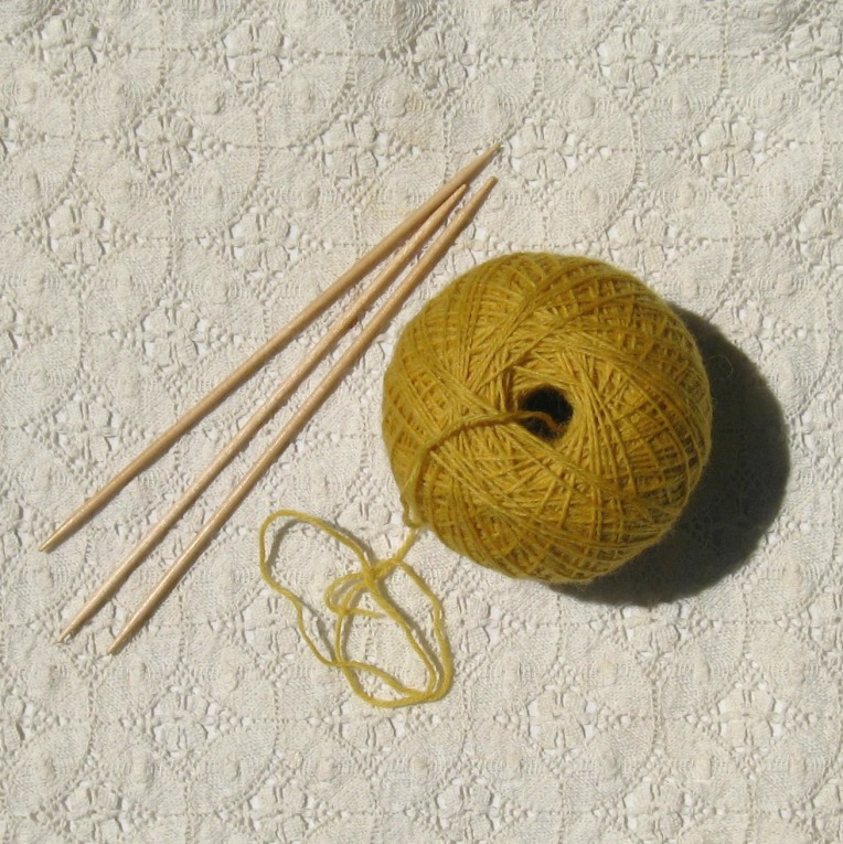 centre pull ball of yarn